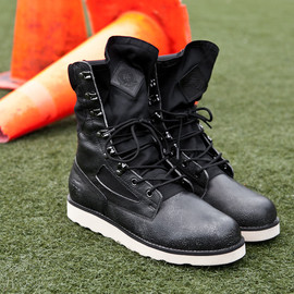 Amongst Friends - Field Boot - Black