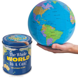 Accoutrements - Whole World in a Can