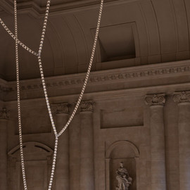 Ronan and Erwan Bouroullec - Gabriel Chandelier at the Chateau de Versailles