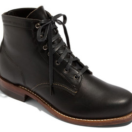 WOLVERINE - 1000 MILE BOOT BLACK