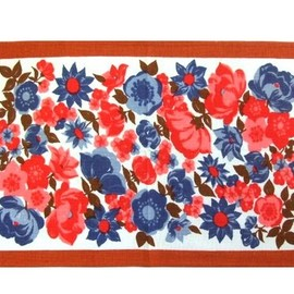 vintage West Germany Luncheon mat