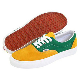 VANS - ERA OFF THE WALL PACK YELLOW/GREEN