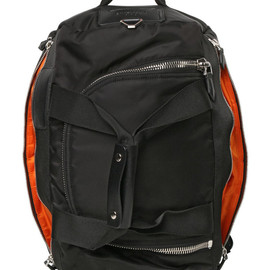 GIVENCHY - NYLON DUFFLE BAG BACKPACK