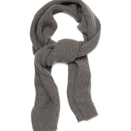 JIL SANDER - Wool and Cashmere-Blend Scarf