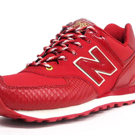 "New Balance - ML574 ""Year Of The Snake""(Red)"