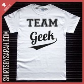 Team Geek T-Shirt