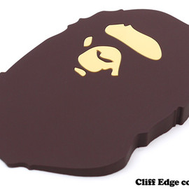 A BATHING APE - APE HEAD DOOR STOPPER
