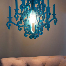 ModCloth - Glowing Gathering Chandelier