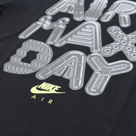 Nike - Air Max Day Bubble Tee - Black