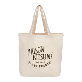 MAISON KITSUNÉ - SHOPPING BAG