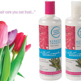Mill Creek Botanicals - Hair Care Products