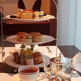 The peninsula TOKYO - afternoon tea set