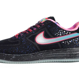 NIKE - LUNAR FORCE I FUSE PREMIUM QS 「2013 NBA ALLSTAR GAME」 「LIMITED EDITION for NONFUTURE」