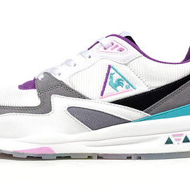 "le coq sportif - LCS R 800 ""OPTICAL WHITE"" ""T&C Surf Designs"""