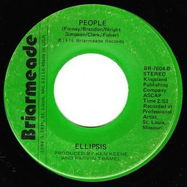 Ellipsis - People / Gregory moore
