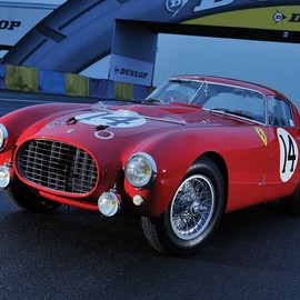 Ferrari - 340/375 MM Berlinetta 'Competizione' :: RMS Auctions  1953