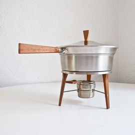 kibster - Mid Century Modern Chafing Dish