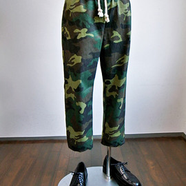 US RAGS - Camouflage Sweat Pants