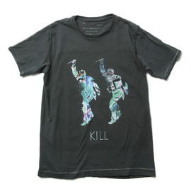 NADA. - Kill&Walk Tee #Charcoal