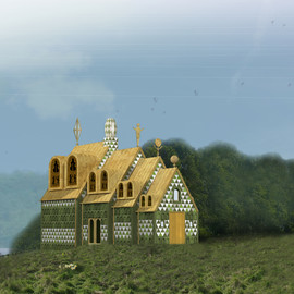 "Grayson Perry, FAT architecture - ""House for Essex"""