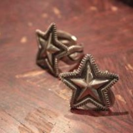 TAKAHIROMIYASHITA The SoloIst. - adjustable star ring