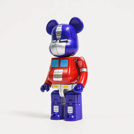 Medicom Toy - Optimus Prime BE@RBRICK