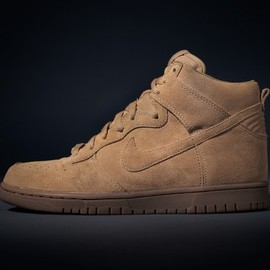 Dunk High - Beige