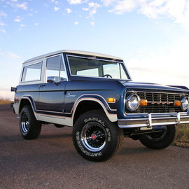 Ford - Mostly original 1972 Bronco with the Ranger Package and a built 302