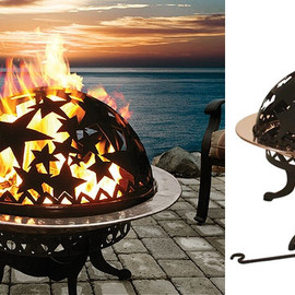 Serenity Health & Home Décor - Starry Night Fire Pit