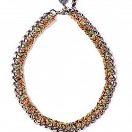 Venessa Arizaga - taste the rainbow necklace