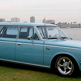 TOYOTA - Crown StationWagon  '1968