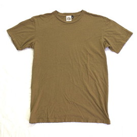 Jungmaven - Mens Short Sleeve Shirt Coyote