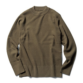 SOPHNET. - MOCK NECK KNIT