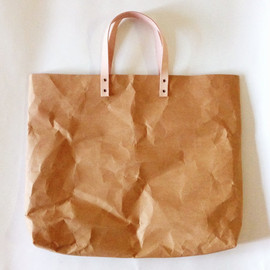 Belltastudio - Kraft Shopper Bag