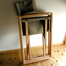 Isuya's Factory - chair