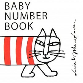 Lisa & Johanna Larson - BABY NUMBER BOOK