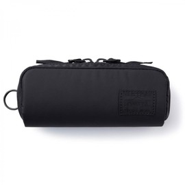 HEAD PORTER - BLACK BEAUTY GLASSES CASE (M)