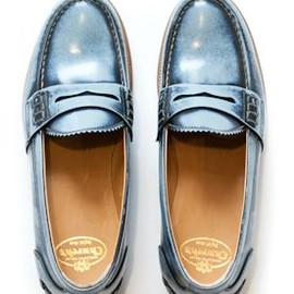 Church's - Sally Blue Loafer