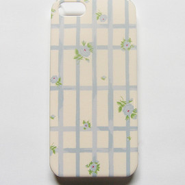 SINDEE - Flower Grid/iPhone 5/5S CASE