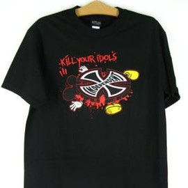 INDEPENDENT - KILL YOUR IDOLS T-SH