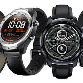 Ticwatch E most comfortable Smartwatch-Shadow,1.4 inch OLED Display, Android Wear 2.0,Compatible wit
