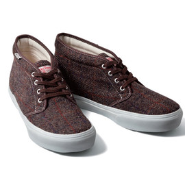 VANS - vans-beauty-youth-harris-tweed-chukka-boots-1