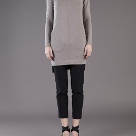 MM6 BY MAISON MARTIN MARGIELA - KNIT TUNIC