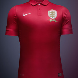 Nike - England Away Shirt 2013/14