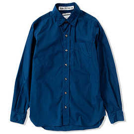 UNIVERSAL PRODUCTS - GAMBERT CUSTOM SHIRTS FOR UNIVERSAL PRODUCTS[NAVY]