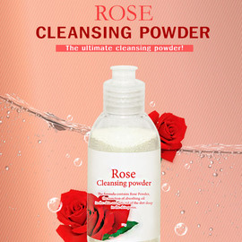 Pioom - Rose Cleansing Powder