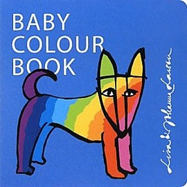 Lisa & Johanna Larson - BABY COLOUR BOOK