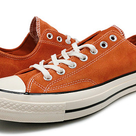 CONVERSE - CHUCK TAYLOR ALL STAR '70 OX ORANGE SUEDE