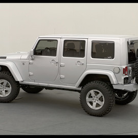 Jeep - Jeep Wrangler Unlimited Rubicon