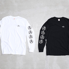 Supreme, UNDERCOVER - Anarchy L/S Tee